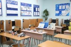 Кабинет информатики, робототехники № 48А