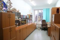 Лаборантская кабинета биологии