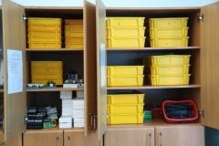 Оснащение кабинета физики